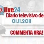 DM Live 24 1 Novembre 2011