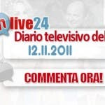 DM Live 24 12 Novembre 2011