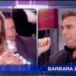 Davide Maggio e Barbara D'Urso