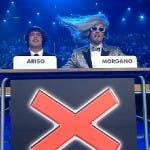 Fiorello e Baldini Il più grande spettacolo dopo il week end - XFactor 5 Ariso e Morgano (7)