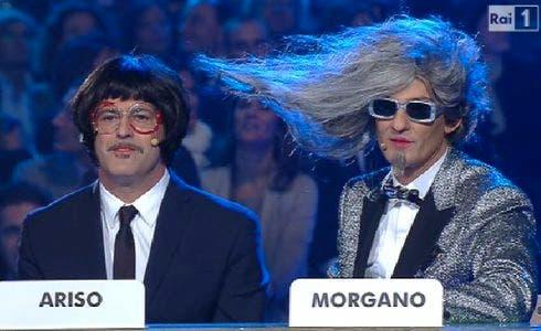 Ariso e Morgano, la parodia di X Factor 5