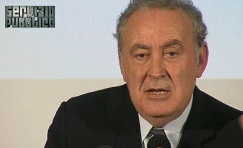 Michele Santoro in Servizio Pubblico