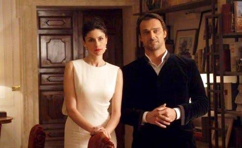 2c0fe6e9f6 Anna Valle e Alessandro Preziosi in Un amore e una vendetta