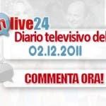 DM Live 24 2 Dicembre 2011