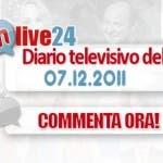 DM Live 24 7 Dicembre 2011