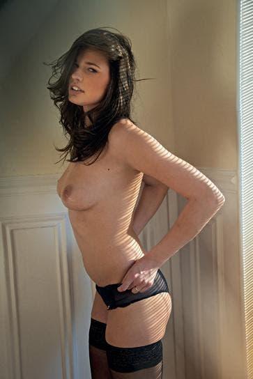 clarissa burt naked