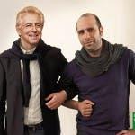 Checco Zalone con Mario Monti