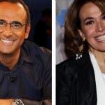 Carlo Conti e Barbara D'Urso