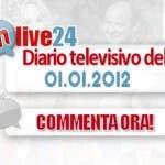DM Live 24 1 Gennaio 2012