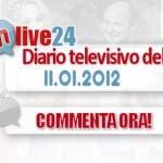 DM Live 24 11 Gennaio 2012
