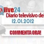 DM Live 24 12 Gennaio 2012