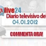DM Live 24 4 Gennaio 2012