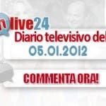DM Live 24 5 Gennaio 2012