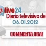 DM Live 24 6 Gennaio 2012