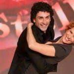 Lucrezia Lante Della Rovere con Simone De Pasquale