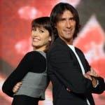 Marco Del Vecchio con Sara Di Vaira a Ballando con le Stelle 8