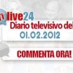 DM Live 24 1 Febbraio 2012