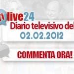 DM Live 24 2 Febbraio 2012