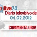 DM Live 24 4 Febbraio 2012