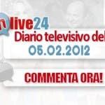 DM Live 24 5 Febbraio 2012