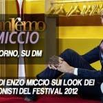 Enzo Miccio - Festival di Sanremo 2012 - Davidemaggio.it