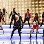 Glee terza stagione episodio Michael Jackson