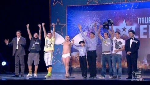 Italia's Got Talent 2012 - I semifinalisti