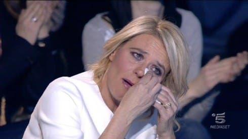 Maria De Filippi piange a dirotto a Italia's Got Talent 3