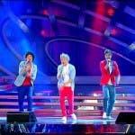 One Direction Sanremo 2012 quarta serata
