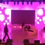 Vita in Diretta - allestimento studio Sanremo 2012