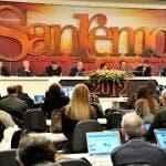 Conferenza stampa sanremo2012