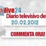 dm live24 20 febbraio 2012