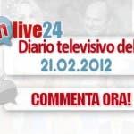 dm live24 21 febbraio 2012