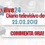 dm live24 22 febbraio 2012