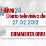 dm live24 27 febbraio 2012
