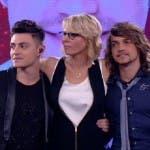 Amici 11 serale 2012 - Virginio Simonelli e Valerio Scanu