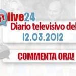 dm live 24 - 12 marzo 2012