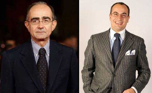 Giancarlo Leone e Gianluigi Paragone