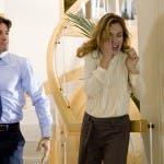 Alessio Boni e Stefania Rocca in La fuga di Teresa