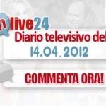 dm live 24 - 14 aprile 2012