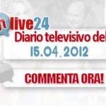 dm live 24 - 15 aprile 2012