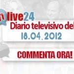 dm live 24 - 18 aprile 2012