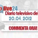 dm live 24 - 20 aprile 2012