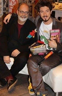 Marco Giusti e Paolo Ruffini