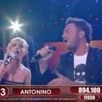 Emma e Antonino - Amici 11 - 5 maggio 2012