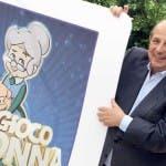 Giancarlo Magalli - Mi gioco la Nonna