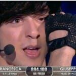 Giuseppe Giofrè vince Amici 11