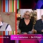 Maurizio Costanzo ospite ad Amici