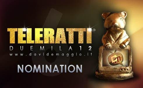 TeleRatti 2012 - nominations
