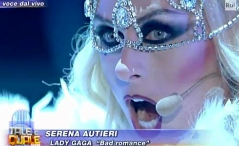 Serena Autieri in Lady Gaga